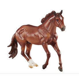 Breyer Horses Sir Rugged Chex
