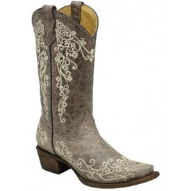 Corral Youth's Corral Western Boot A2773
