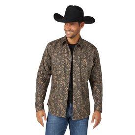 Wrangler Men's Retro Snap Front Shirt