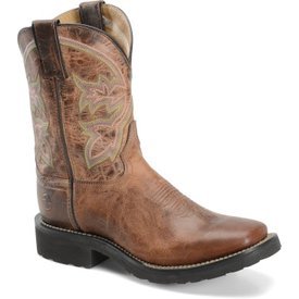Double H Women's Double H Super-Lite Roper Boot DH2102 C4