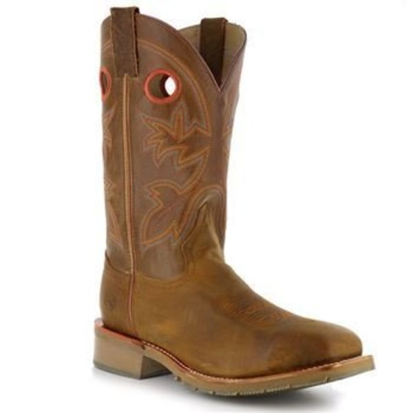 9c7827b4f70 Men's Double H Steel Toe ICE Western Work Boot DH5519 C3 by Double H