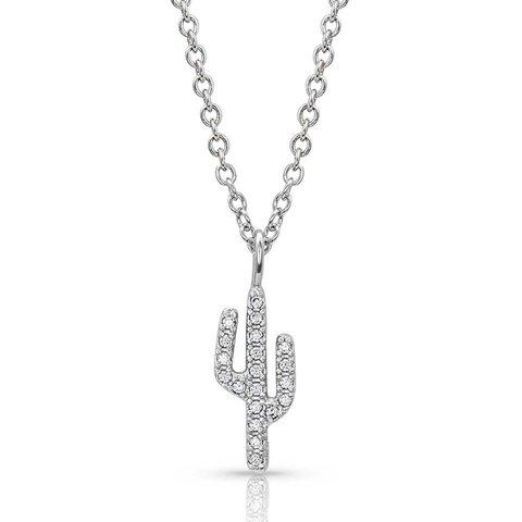 Petite Cacuts Necklace