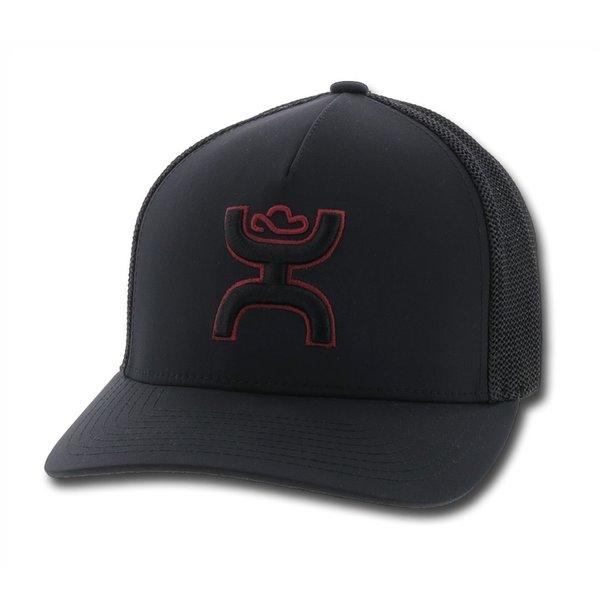 Hooey Black Pink Coach Cap