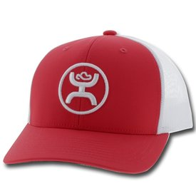 Hooey Youth O Classic Red Cap