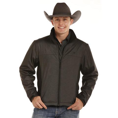Men's Tuf Cooper 2 Tone Nylon Jacket
