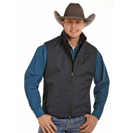 Panhandle Men's Tuf Cooper Soft Shell Vest