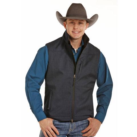 Men's Tuf Cooper Soft Shell Vest