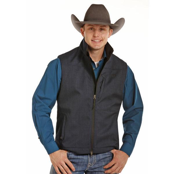 Panhandle Men's Tuf Cooper Soft Shell Vest