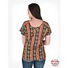 Multicolor Aztec T Shirt