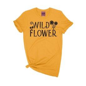 Ali Dee Ginger Wildflower Graphic Tee