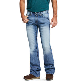 Ariat Men's M7 Rocker Stretch Stirling Boot Cut Jean