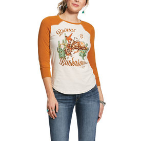 Ariat Women's Broncs & Bucks T-Shirt