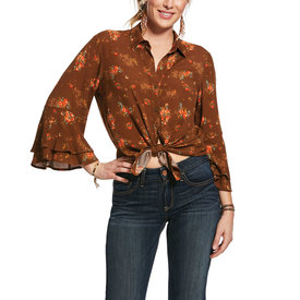 Ariat Women's Wild Flower Blouse
