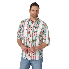 Wrangler Men's Checotah Snap Front Shirt