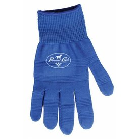 Professionals Choice Royal Blue Rope Gloves