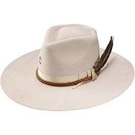 Charlie 1 Horse Ambush Felt Hat