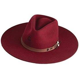 Charlie 1 Horse Teepee Felt Hat