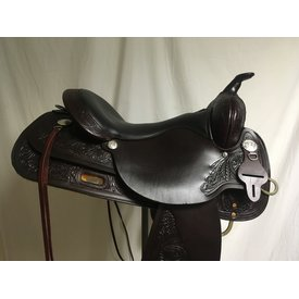 "High Horse Mineral Wells 16"" Trail Saddle"
