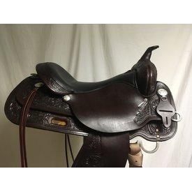 "High Horse Mineral Wells 17"" Trail Saddle"