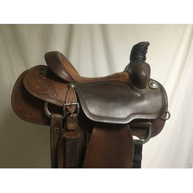 Martin Saddlery Used Basket Team Roper