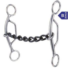 Reinsman Rosie Gag Chain Bit