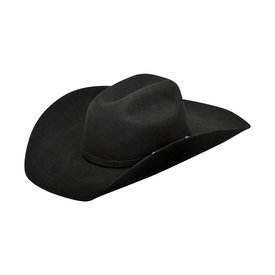 Ariat Youth's Black Wool Hat