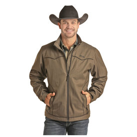 Panhandle Men's Tan Softshell Jacket