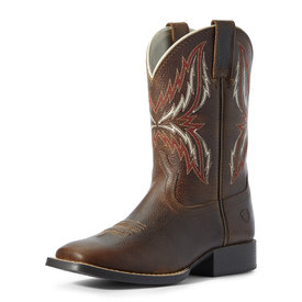 Ariat Children's/Youth's Brown Arena Rebound Boot C3
