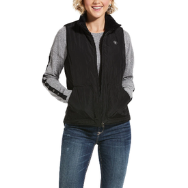 Ariat Women's Reversible Dilon Vest