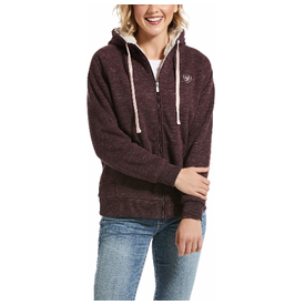 Ariat Women's Fleece Full Zip Sweatshirt