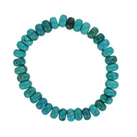 Montana Silversmiths Beaded Blue Attitude Bracelet