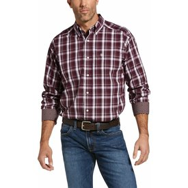 Ariat Men's Wrinkle Free Mabel Classic Fit Button Down Shirt