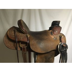 Corriente Used Ranch Saddle