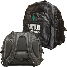 Cactus Ropes Black Excursion Rope Bag