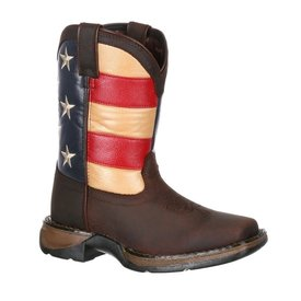 Durango Children's Lil' Rebel Flag Western Boot