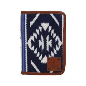 Stran Smith Blue Durango Magnetic Wallet