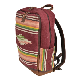 Stran Smith Buffalo Girl Backpack