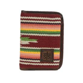 Stran Smith Buffalo Girl Magnetic Wallet
