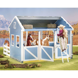 Breyer Horses Stablemates Country Stable