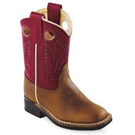 Old West Toddler's Old West Western Boot BSI1883
