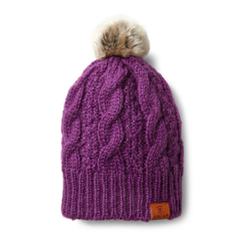 Ariat Women's Imperial Violet Knit Beanie