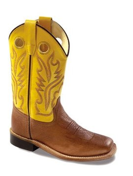 Old West Children's Old West Western Boot BSC1809 C3