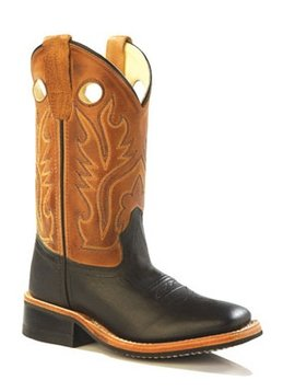 Old West Youth's Old West Western Boot BSY1810