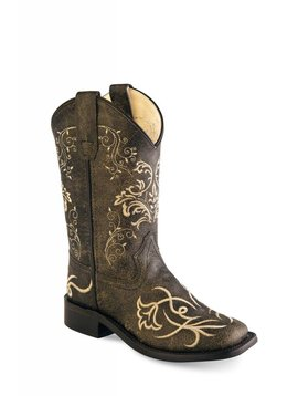 Old West Children's Old West Western Boot BSC1825