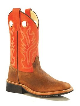 Old West Children's Old West Western Boot BSC1811