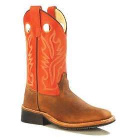Old West Children's Old West Western Boot BSC1811 C3