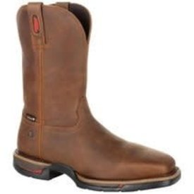 Rocky Men's Long Range Steel Toe Work Boot C3
