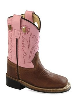 Old West Toddler's Old West Western Boot BSI1839