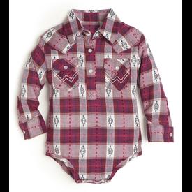 Wrangler Infant's Wrangler Baby Bodysuit