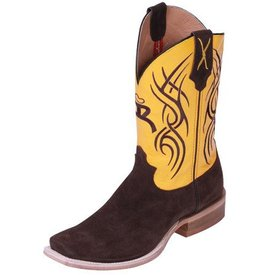 Twisted X Men's Twisted X Hooey Boot 9D MHY0007 C4
